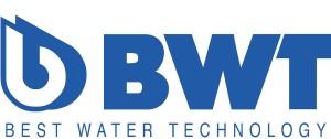 Logo firmy BWT.