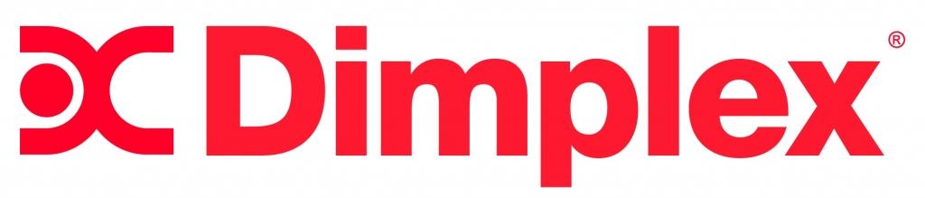 Logo firmy Dimplex.