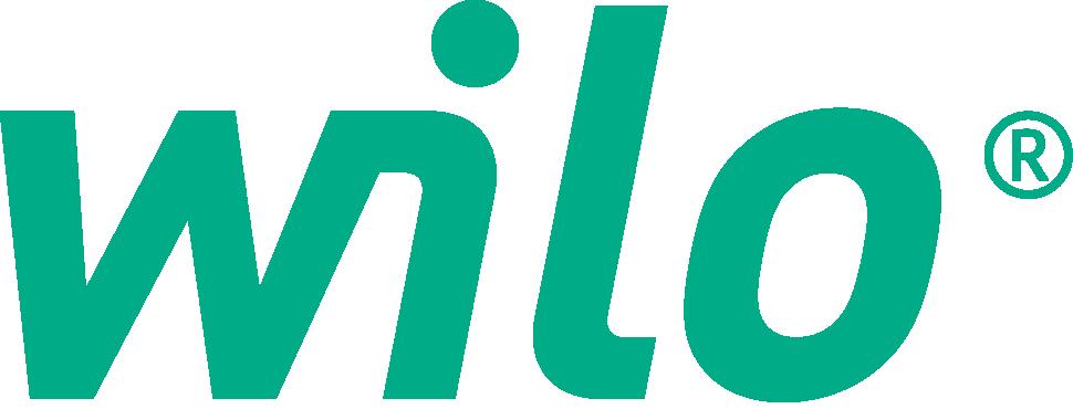 Logo firmy Wilo.