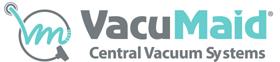 Logo firmy Vacu Maid.