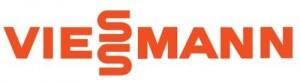 Logo firmy Viessmann.